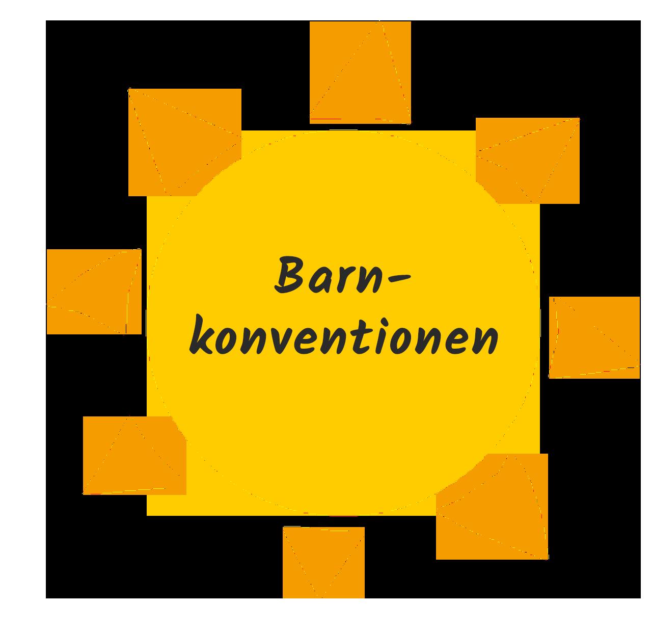 Barnkonventionens sol