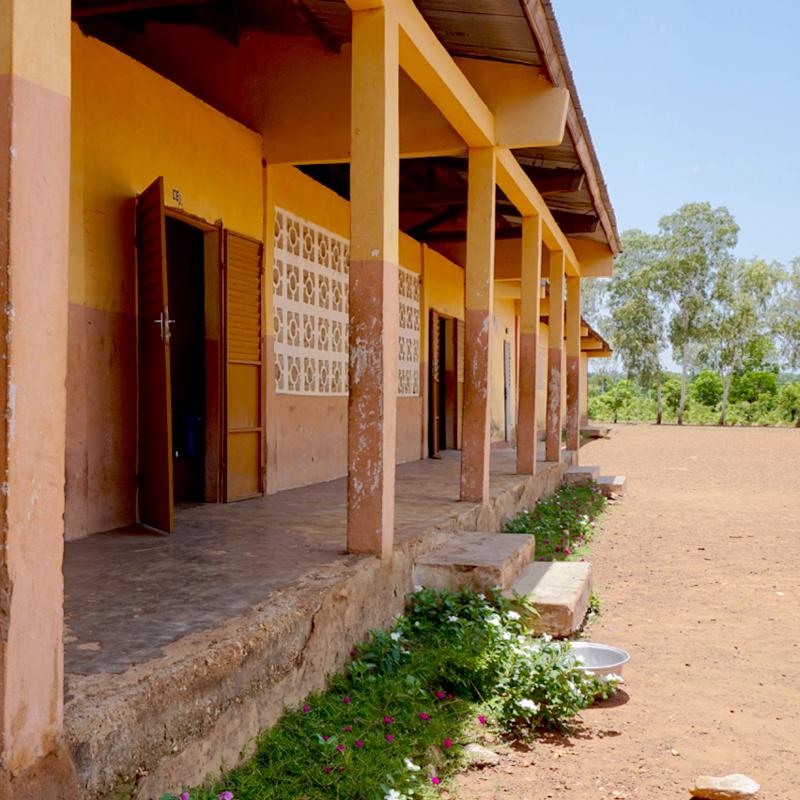 Clement och Harmandines skola