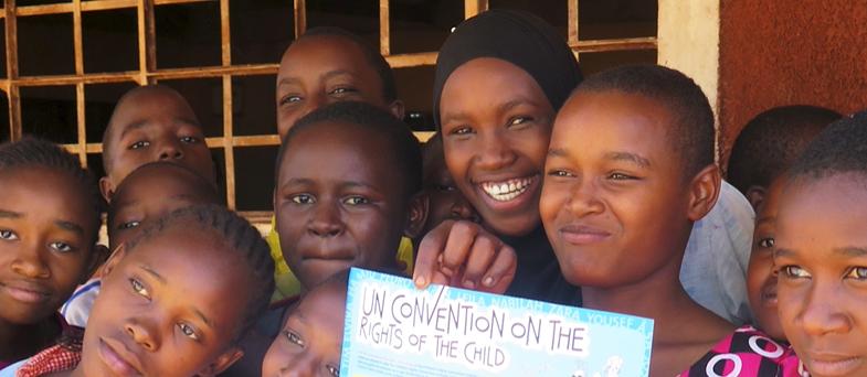 Lektionsbild - barnkonventionen intro
