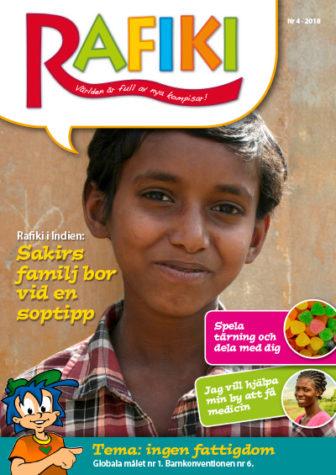 Rafikis tidning - Ingen fattigdom