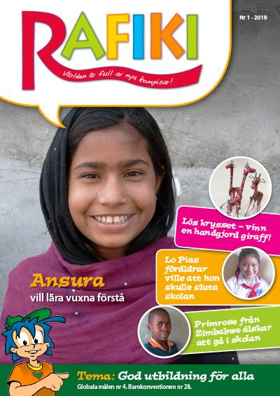 Rafikis tidning - God utbildning för alla