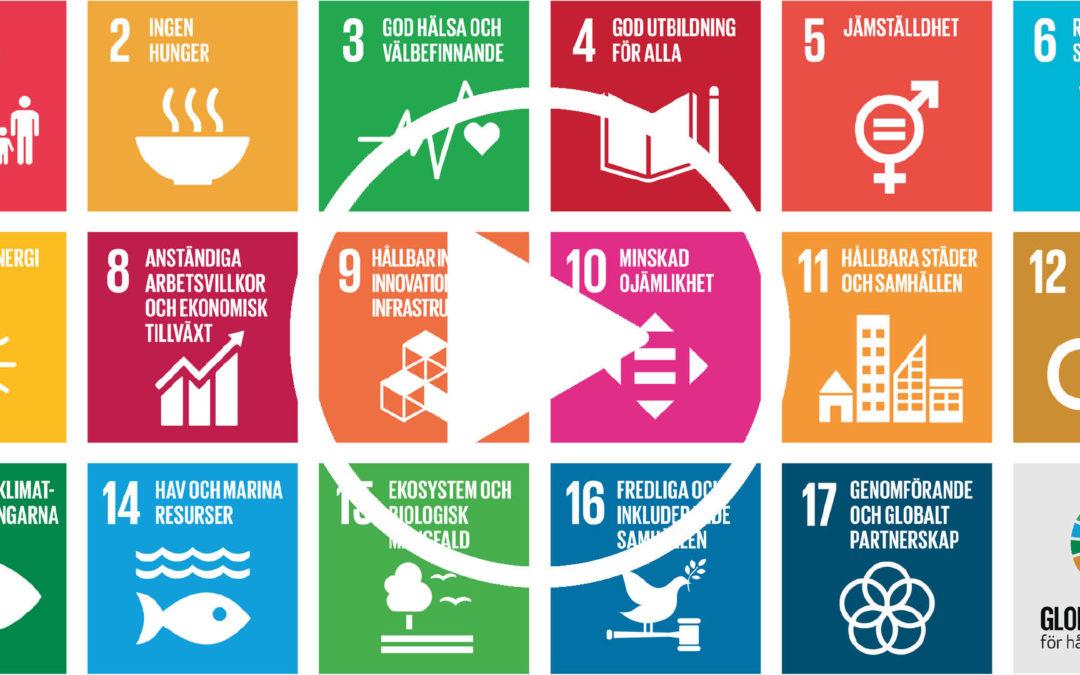 Filmer om globala målen