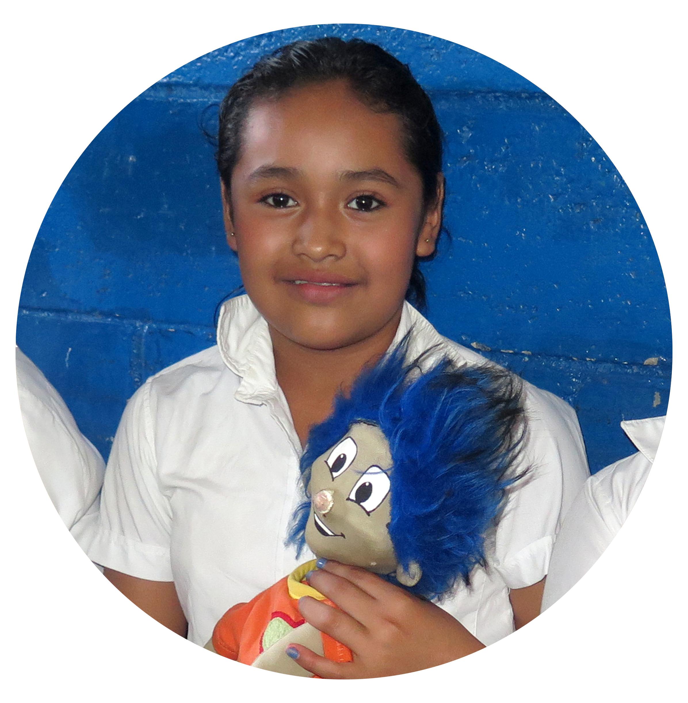 Alison bor i El Salvador