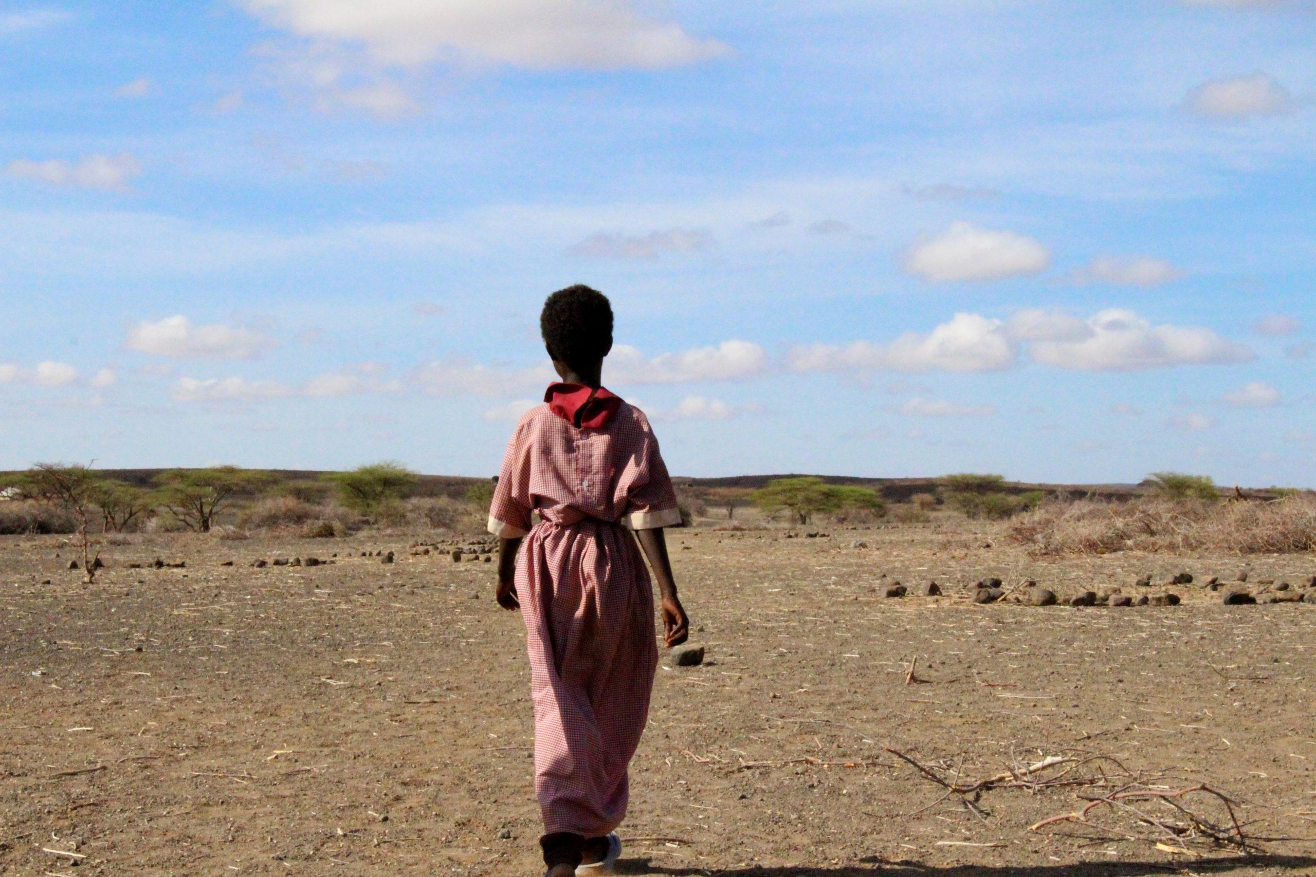 Kenyas öken