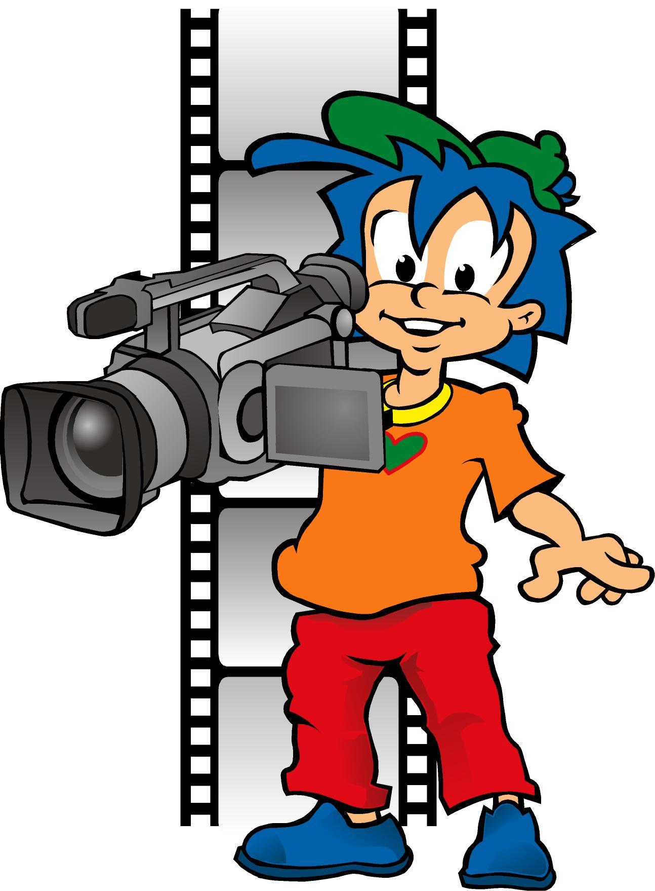 Skapa film med Rafiki