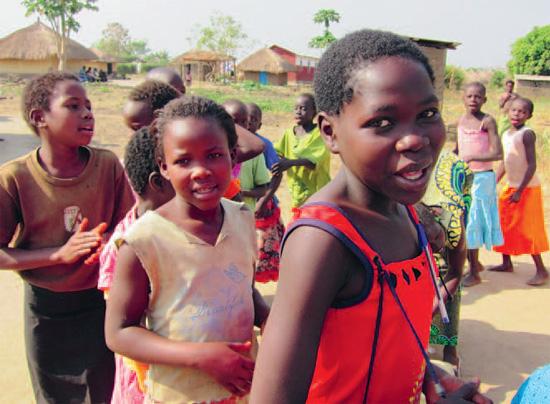 Ludga i Sydsudan