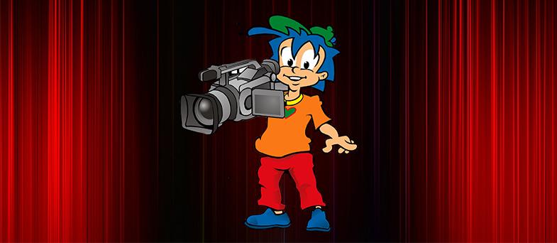 Lektion om att filma barnkonventionen
