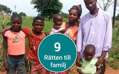Barnkonventionen artikel 9 (åk 4-6)